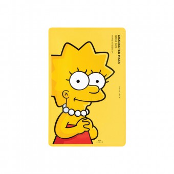 Lisa Character Mask (Small size)(simpson)