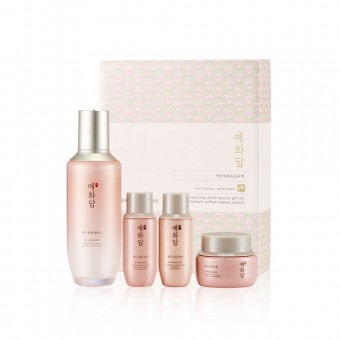 (Set) Yehwadam Revitalizing Serum-Mother Day Special