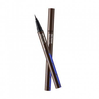 Inkproof Brush Pen Liner 02 Brown