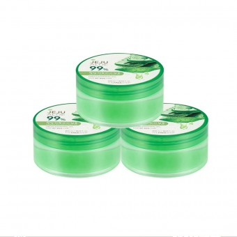 Jeju Aloe Fresh Soothing Gel 3forRM50 (delivery on 29 Jan)