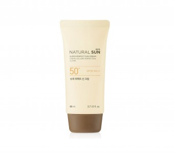 Natural Sun Eco Super Perfect Sun Cream SPF50+ PA+++ 80ML