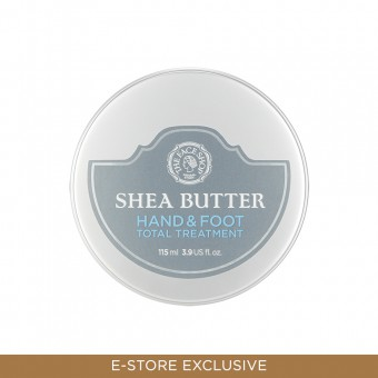 Shea Butter Hand & Foot Total Treatment 115ml